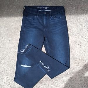 American Eagle Outfitters jeans sz 6